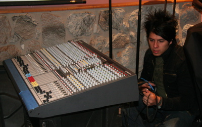 running sound
